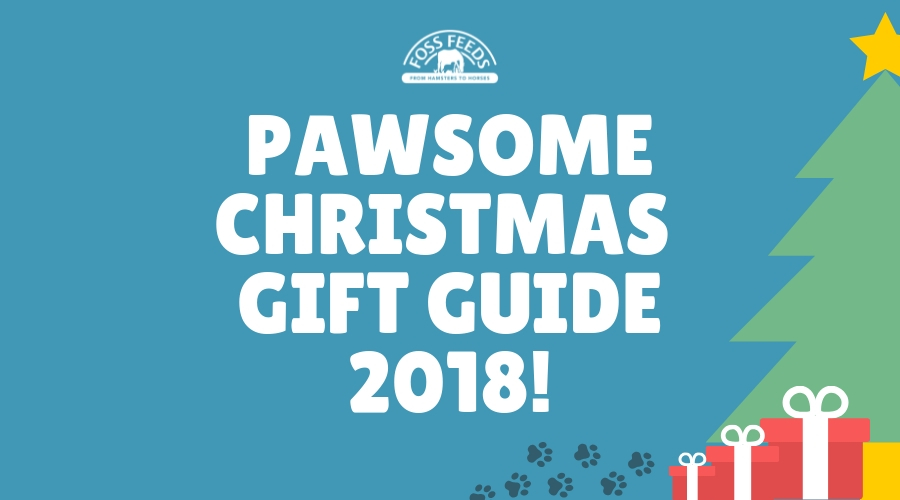 Totally Pawsome Pet Gift Guide
