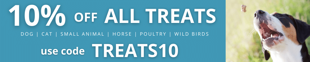 10% off Treats