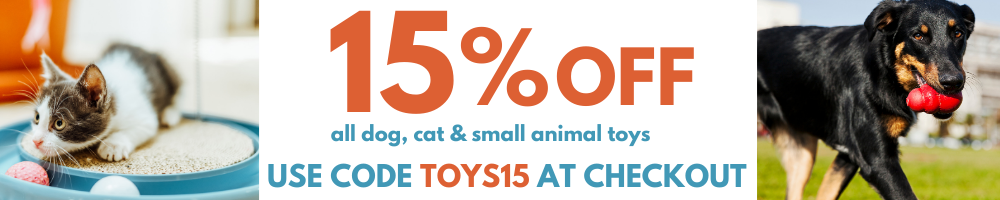 15% off toys