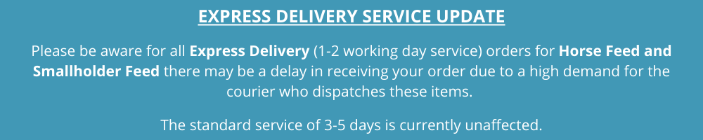 Express Delivery Update